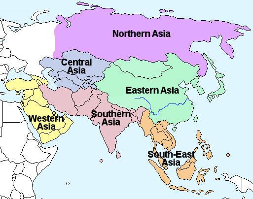 political map of asia 1bf1e06a12a0107a17836bd42ca75993 db1f9db306bfa19afb912bed4cae4095 asiaregions
