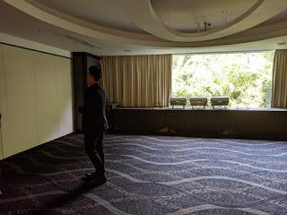 foyer area mercury ballroom