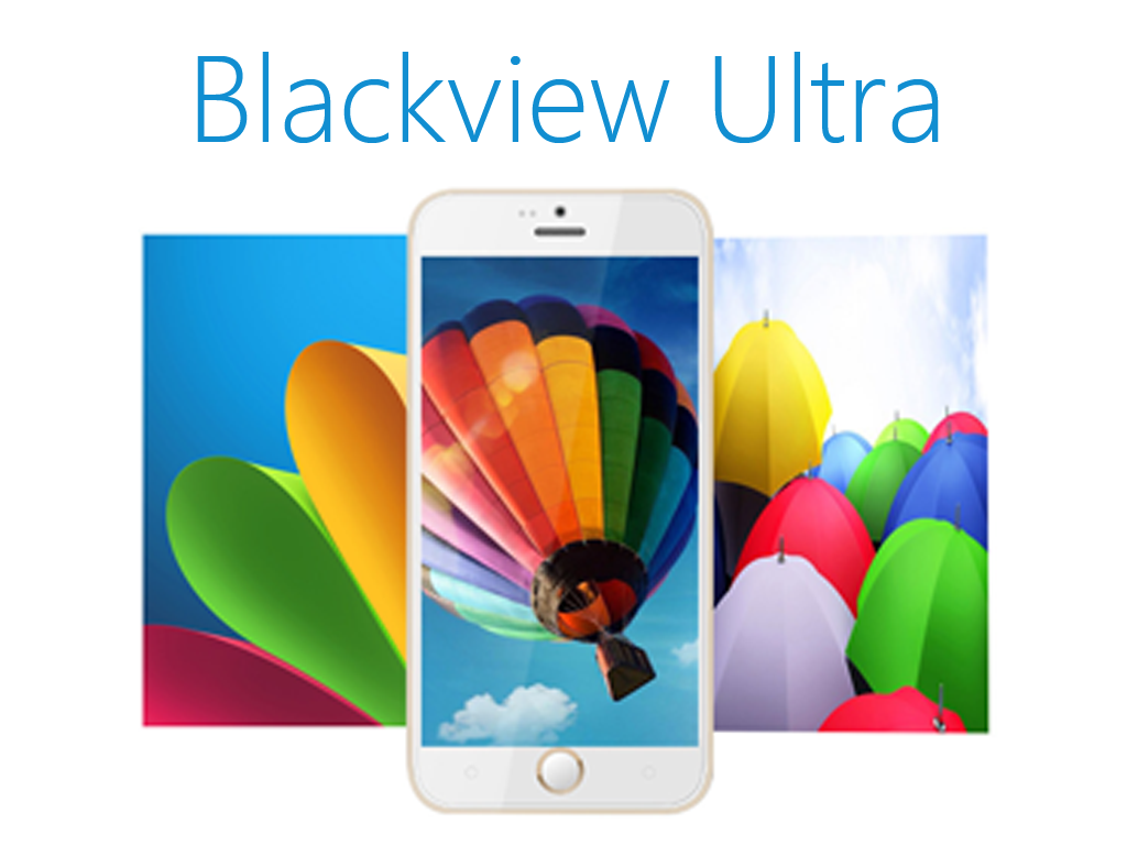 Blackview Ultra, An iPhone 6 Look-A-Like?