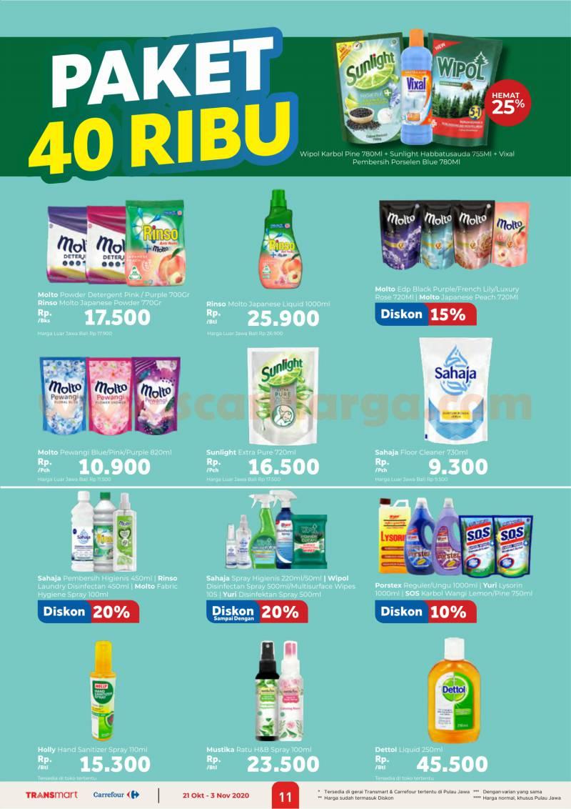 Katalog Promo Carrefour 21 Oktober - 3 November 2020 11