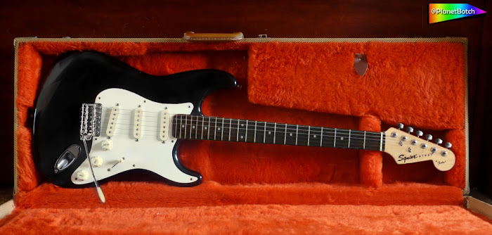 Early Chinese Squier Stratocaster