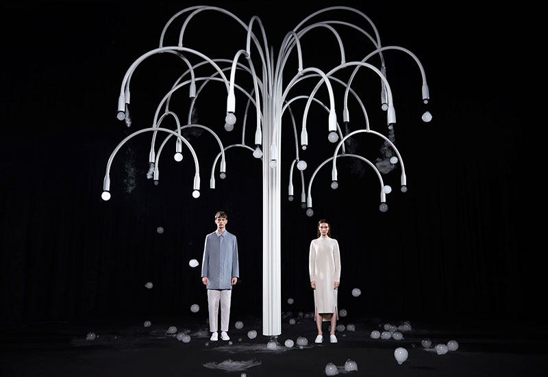 New Spring: An Interactive Installation by Studio Swine