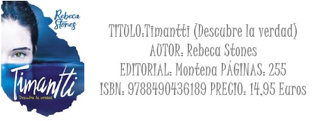 Reseña: Timantti (Descubre la verdad)