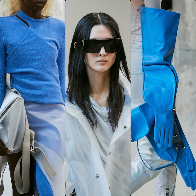 Rick Owens Fall-Winter 2020-2021 Paris by RUNWAY MAGAZINE