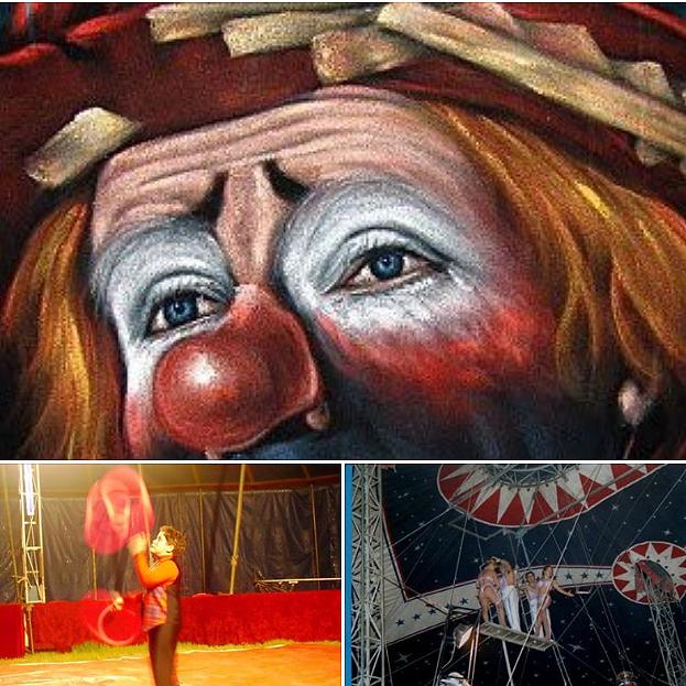 Circo Europa en Carboneras