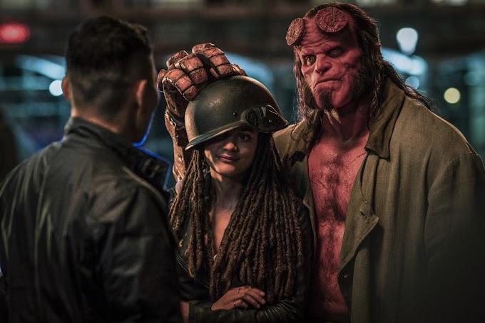 Hellboy se estrenará en España Censurada