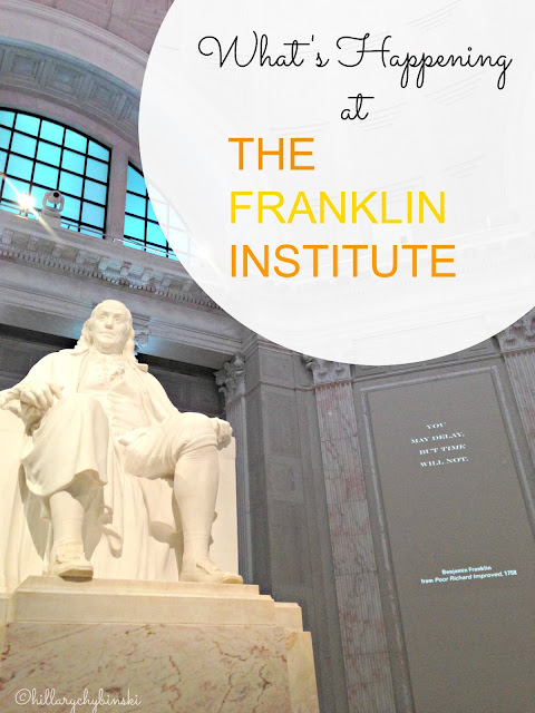 The Franklin Institute in Philadelphia