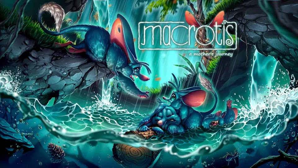 Macrotis: A Mother's Journey arrives on Nintendo Switch July 15th