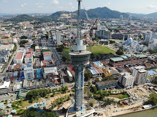 Menara Kedua Tertinggi Di Malaysia Bakal Beroperasi September Ini