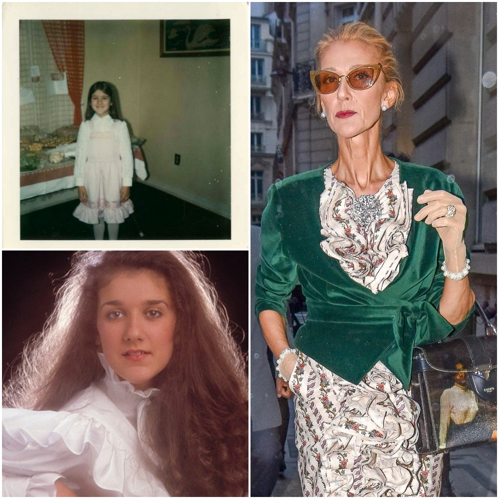 Celine Dion's Transformation Trough the Years (1968 - 2020)