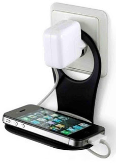 Mobile Charging Stand Wall Holder-Cool Gadgets For Students 2020