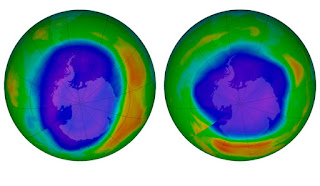 The largest hole in the Ozone layer above the Arctic caused due to the unusual atmospheric conditions has closed, as per reports. The hole was first identified by scientists in March this year.  The Copernicus Climate Change Service (C3S) and Copernicus Atmosphere Monitoring Service (CAMS) by the European Centre for Medium-Range Weather Forecasts (ECMWF) confirmed the development.