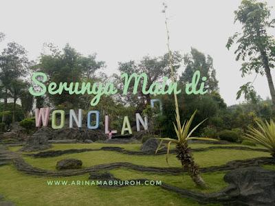 Wonoland, Taman Rekreasi Edukasi di Wonosobo