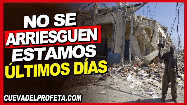 No se arriesguen estamos en los últimos días - William Branham en Español