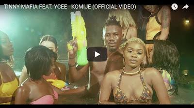 YCEE - VIDEO: Tinny Mafia - Komije ft. Ycee (Official video)