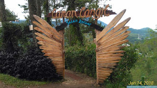 Lokasi Taman Langit Malang