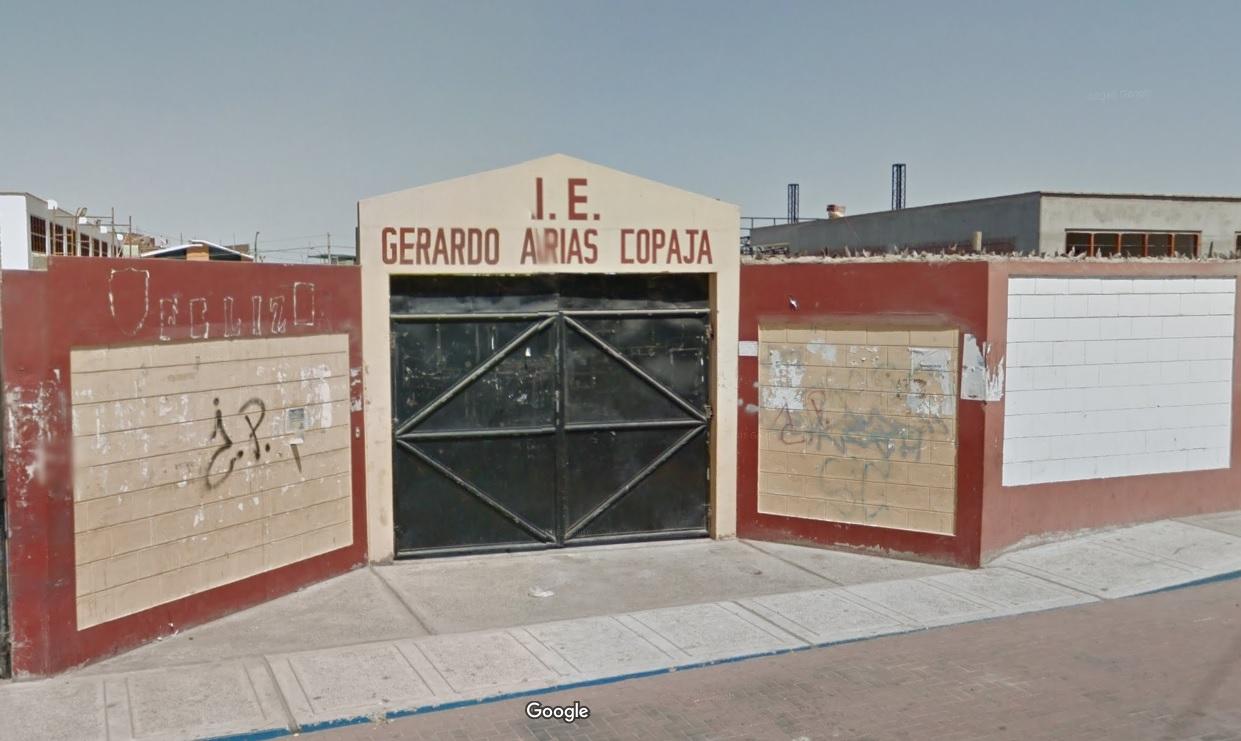 Colegio 42253 GERARDO ARIAS COPAJA - Coronel Gregorio Albarracin