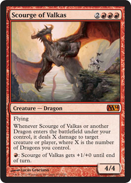 The Command Zone: M14 EDH Set Review, Part 4: Red