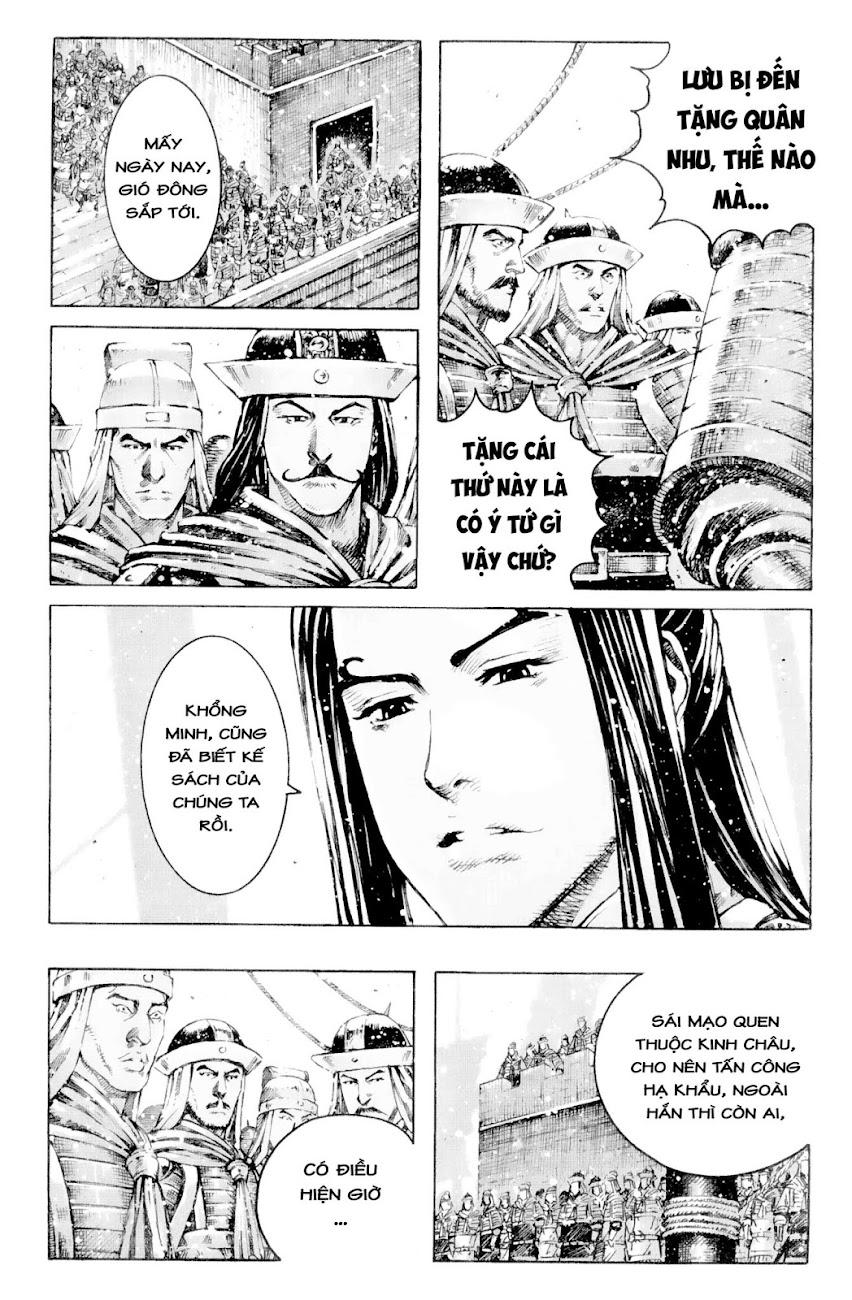 Hỏa phụng liêu nguyên Chương 409: Hoàng thúc đạp bộ [Remake] trang 21