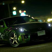 Nissan 350z nfs heat