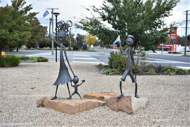 Tarcutta Public Art | Will Maguire