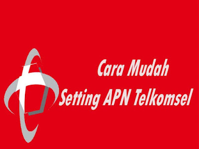Cara Setting APN Internet Telkomsel Flash 4G - KEPO CERDAS