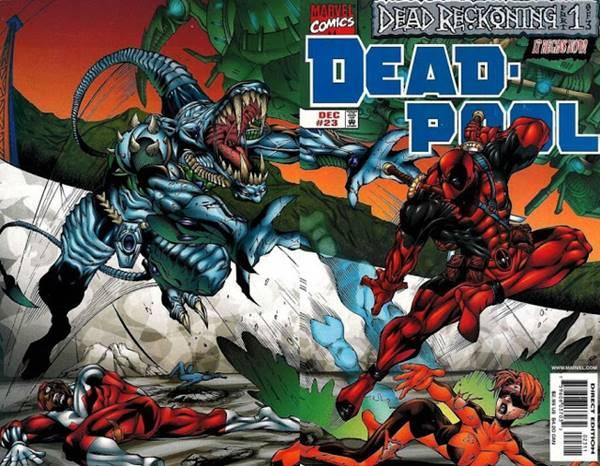 Cómics clásicos, esenciales e imprescindibles de Deadpool