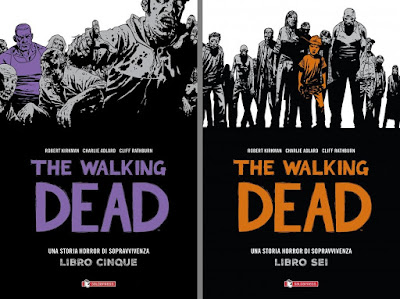 The Walking Dead Hardcover #5-6