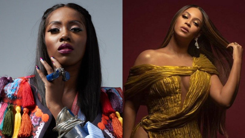 Tiwa Savage Replies Beyoncé's Mom, Tina Lawson After Getting Slammed For Calling On Singer Over #EndSARS Protests #Arewapublisize