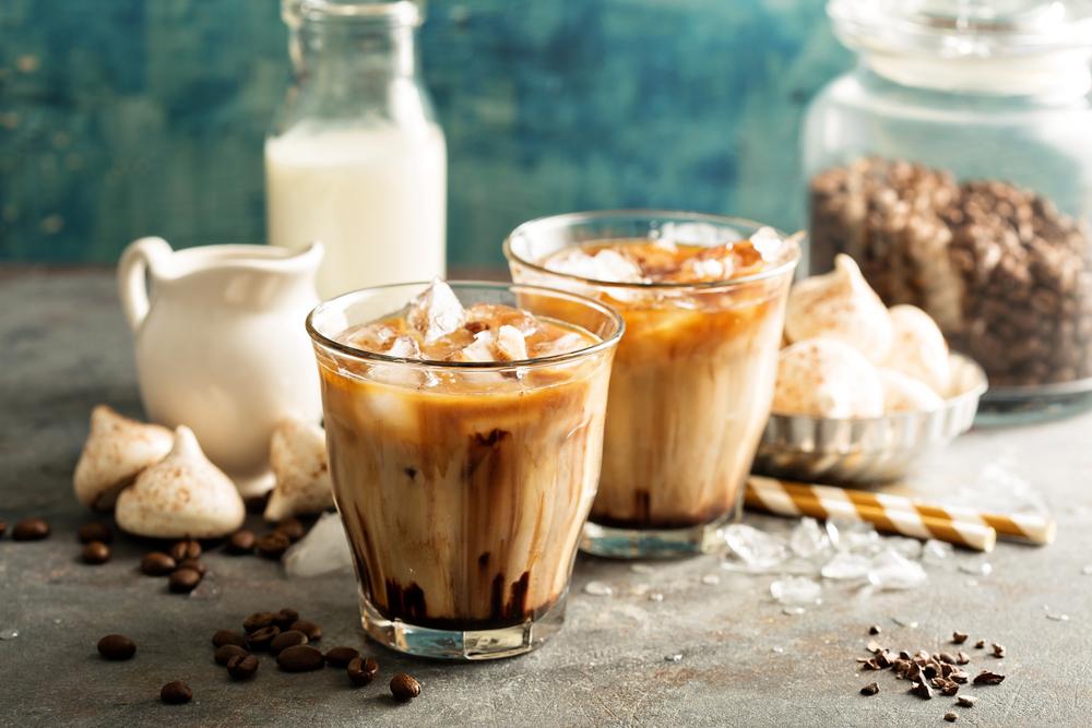احلي 5 مشروبات قهوة باردة