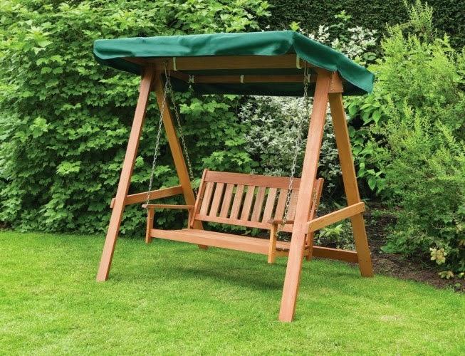 muebles de madera para jardn