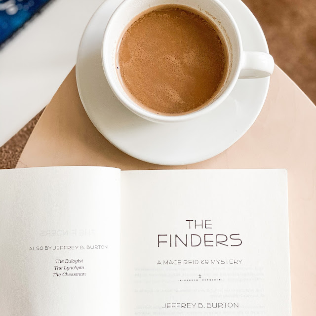 The Finders - title cover - incredible opinions