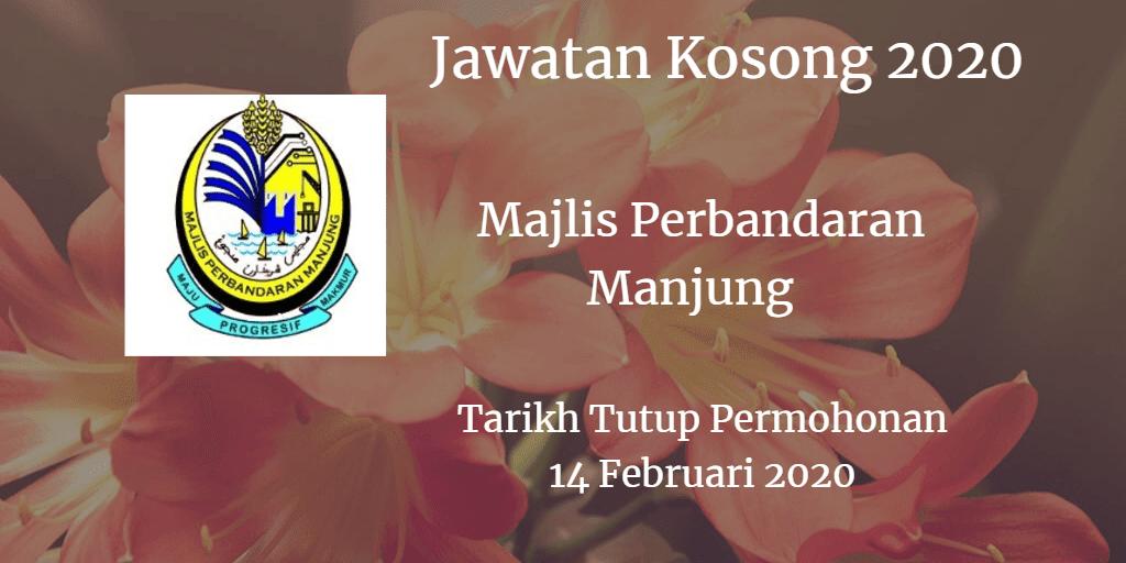 Jawatan Kosong MPM 14 Februari 2020