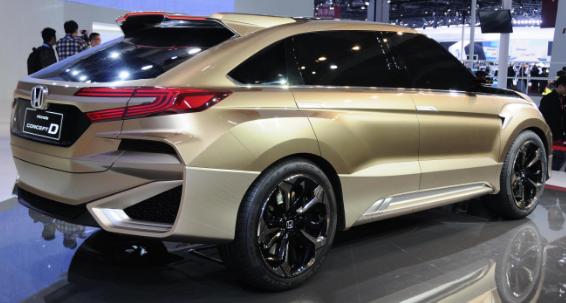 Honda CRV 2017 Release Date in USA
