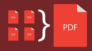cara menggabungkan file pdf tanpa aplikasi