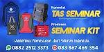 Konveksi Tas Seminar Kit Kantor Papua Barat 0882 2512 3373