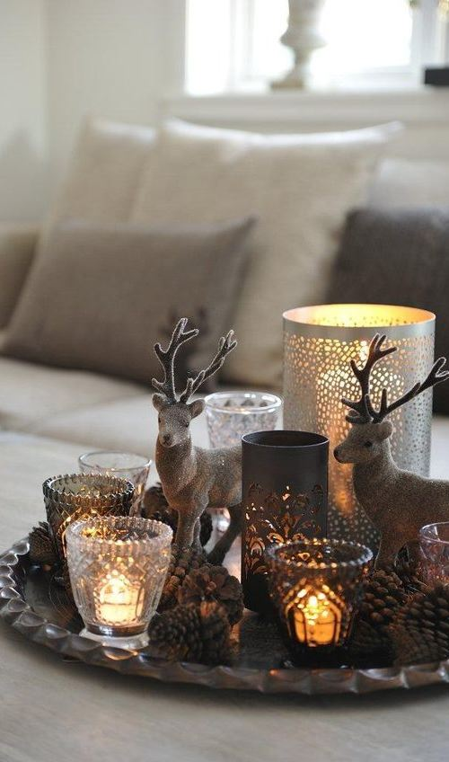 29 rustic decorations for a cozy, au naturele christmas
