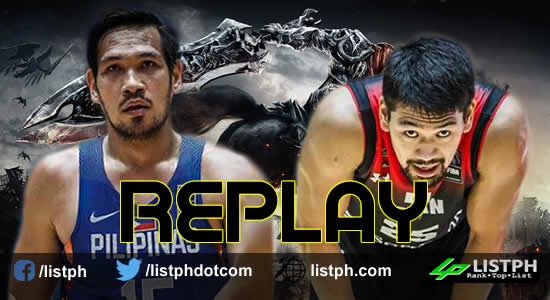 List of Replay Videos Gilas Pilipinas vs Japan FIBA Basketball World Cup 2019 Asian Qualifiers