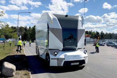Startup de caminhões autônomos, levanta US $ 25 milhões em novo financiamento
