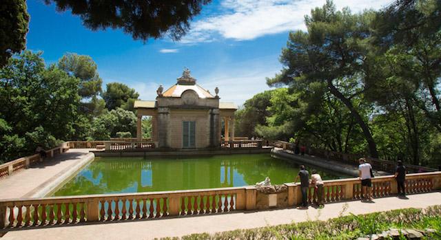 Visita ao Parc del Laberint em Barcelona