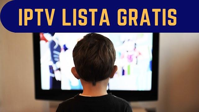 Lista IPTV remota sabado 17 de agosto 2019