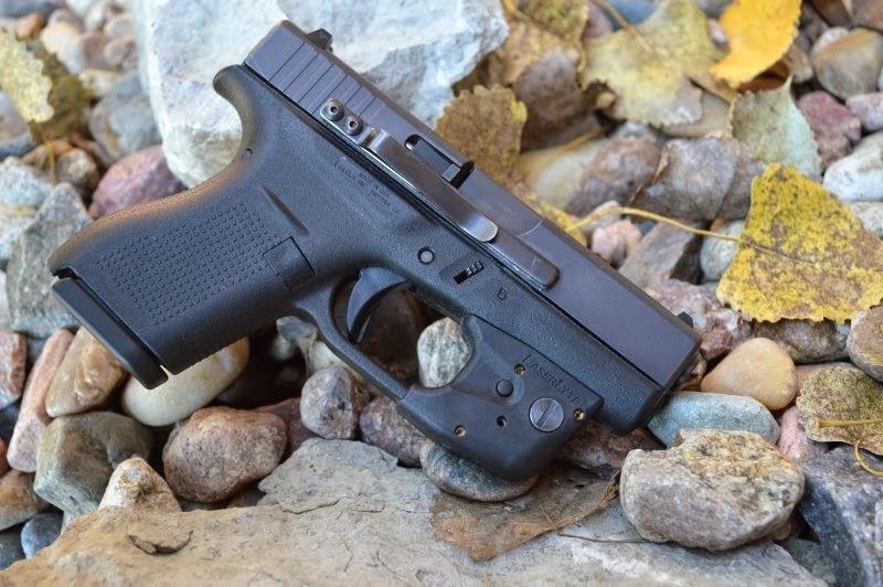 LaserLyte TGL Glock 42 UTA-YY Laser Sight Review