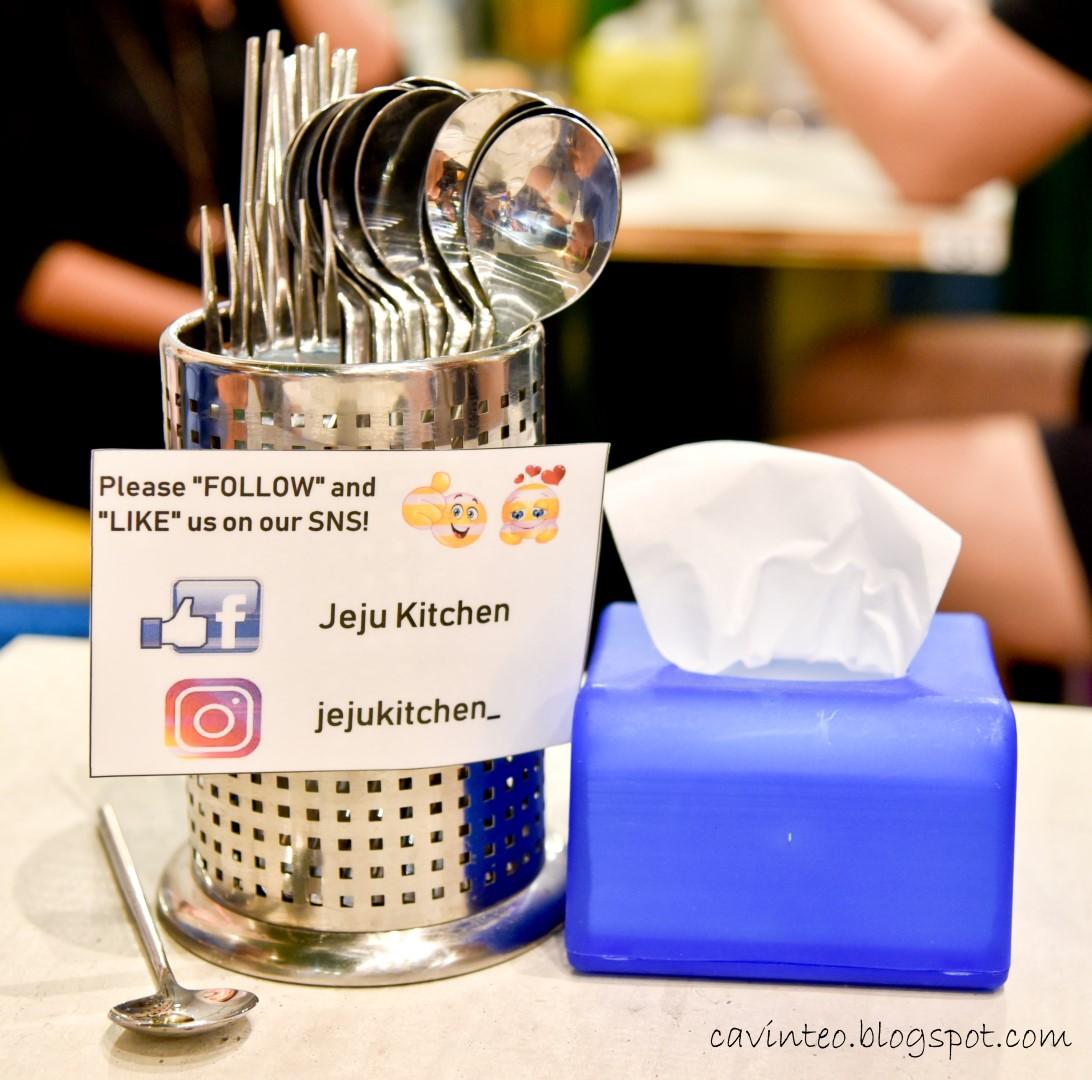 Entree Kibbles: Jeju Kitchen - Volcano Fried Rice & Others