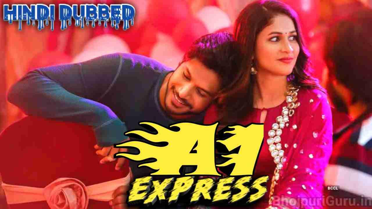 A1 Express Full Movie Hindi Dubbed