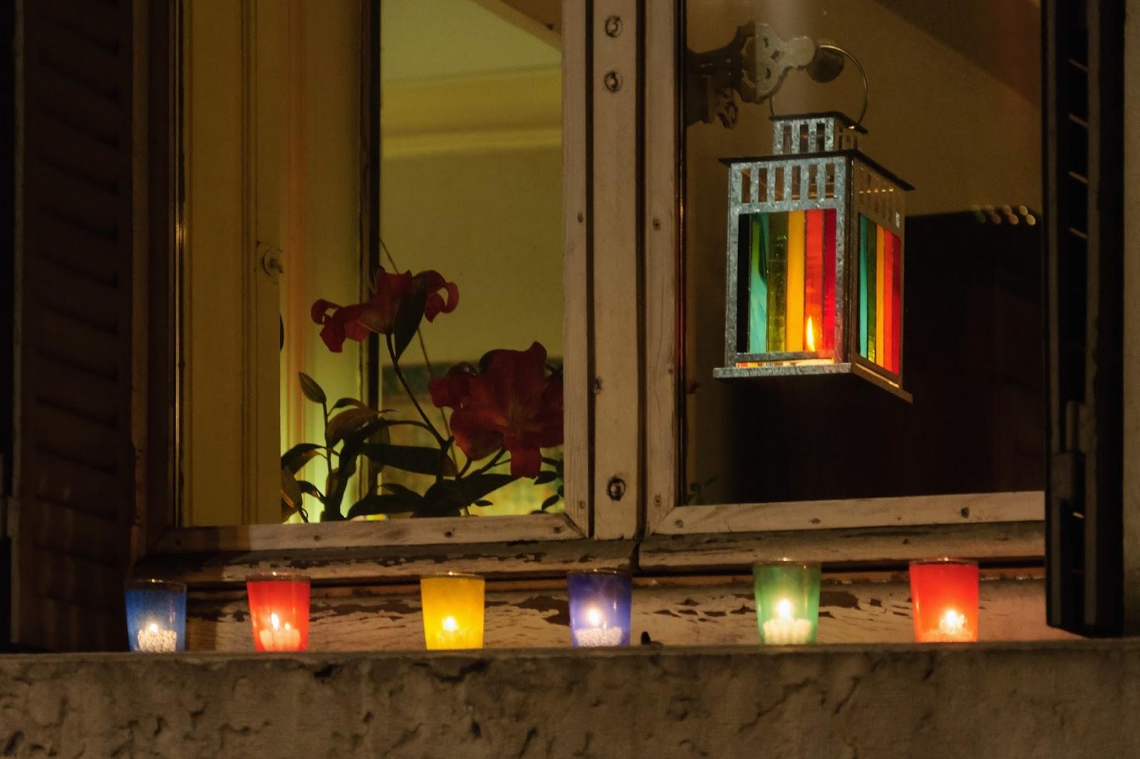 Decora el interior y el exterior del hogar con velas for Decoracion del hogar con velas