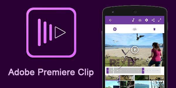 Adobe Premiere Clip FR