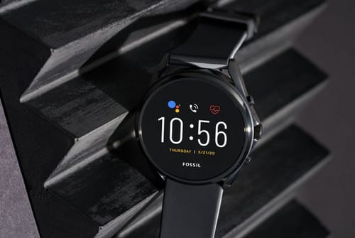 Fossil announced its Gen 5 LTE smartwatch