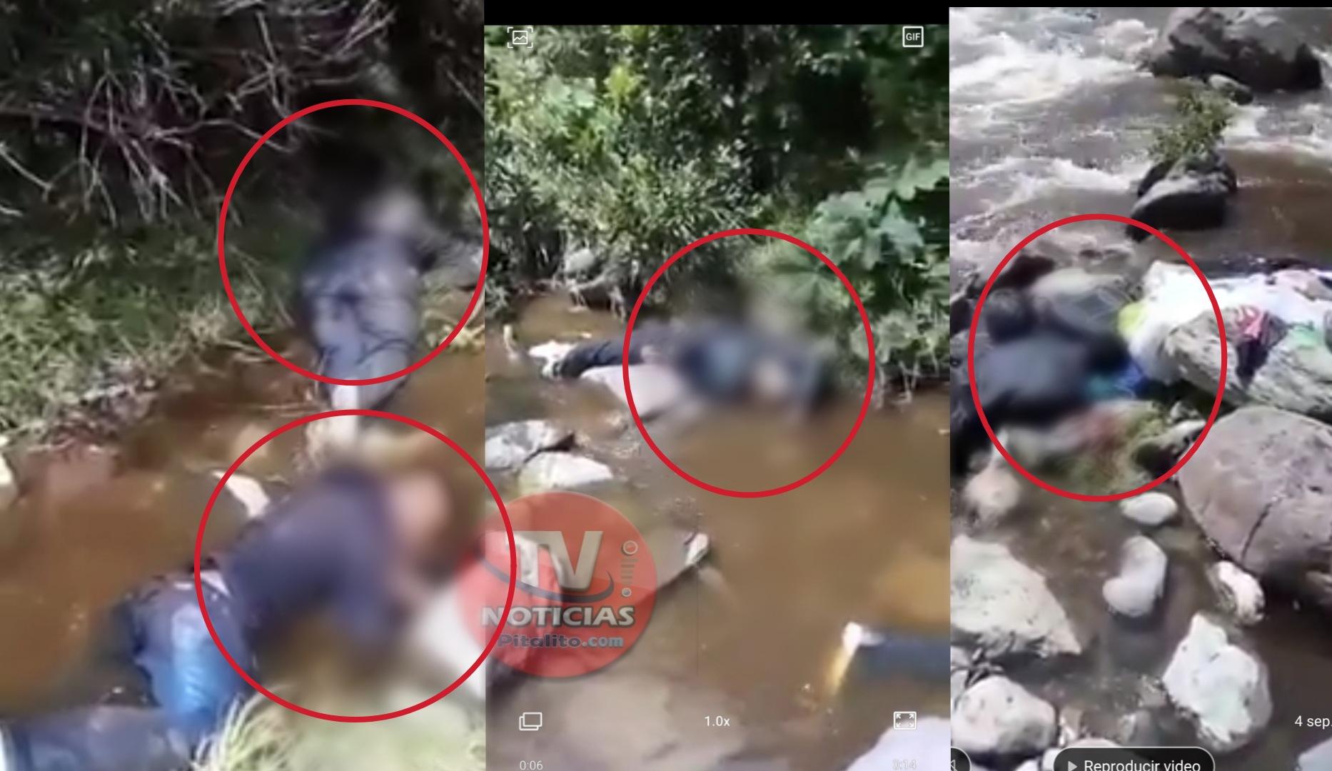 Vídeo: Nueva masacre en Nariño, 4 personas fueron asesinadas - TV Noticias  Pitalito
