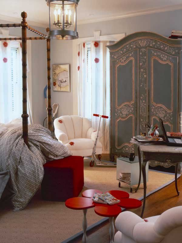 Designs For Girls Rooms: Luxury Bedroom For Teenage Girls Design Ideas