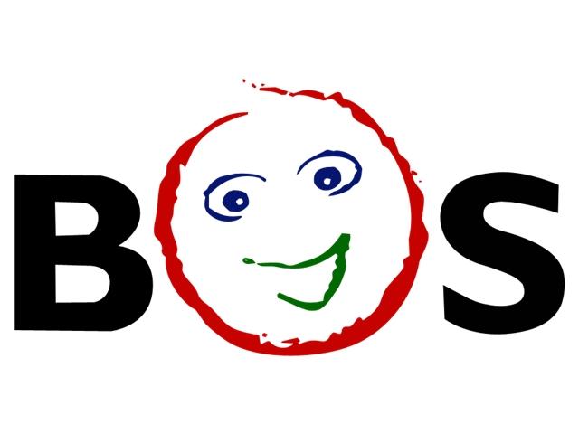 Logo Resmi BOS Background Putih